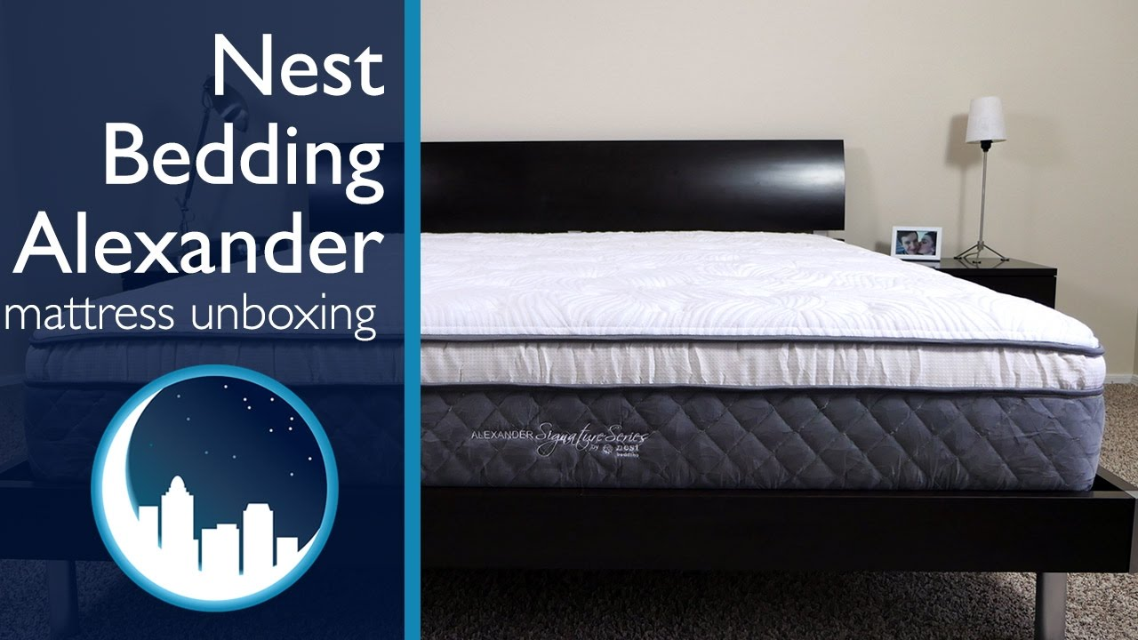 mattress l latex review sleep bedding sherpa nest hybrid the