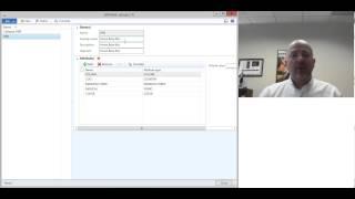 Konfigurieren von Produkt-Attribute In Dynamics AX 2012