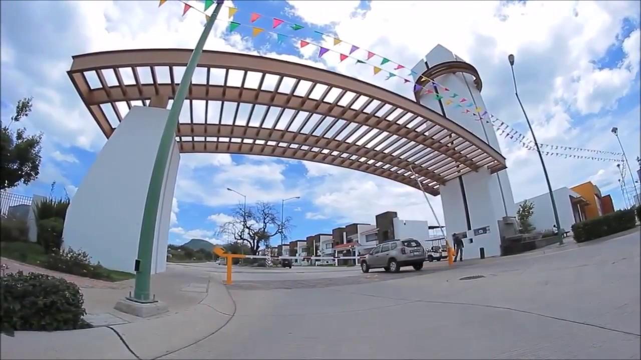 parque residencial puerta del sol leon guanajuato youtube