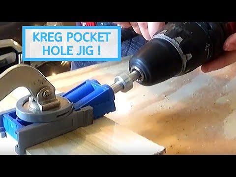 Kreg Pocket Hole Jig Review