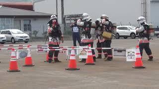 小樽市総合防災訓練 初の災害対策本部設置画像