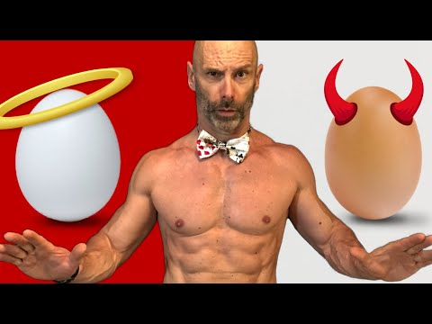 Are eggs the best muscle building food?