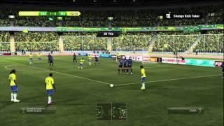 FIFA12 Seasons [Live] - Season 1 Game 5