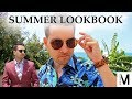 SUMMER LOOK BOOK | 4 Awesome Looks For Men's Summer Style & Fashion