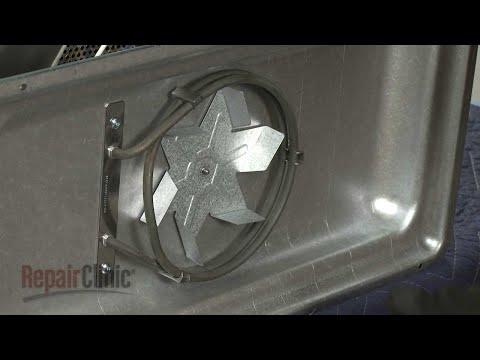 Convection Fan Blade - Kitchenaid Microwave #KMBP100ESS01