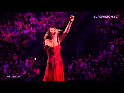 Dilara Kazimova - Start A Fire (Azerbaijan) LIVE 2014 Eurovision Song Contest First Semi-Final