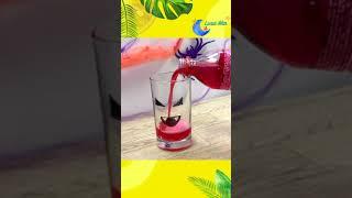 Una bebida Draculina para halloween 2021