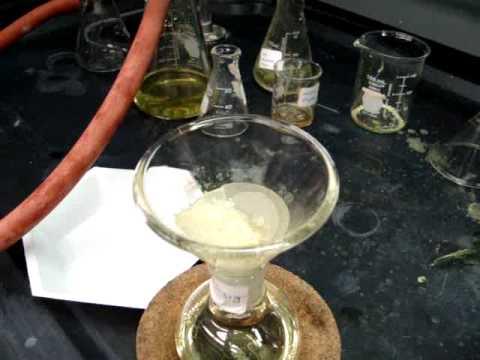 Extraction CHEM2050 Part III