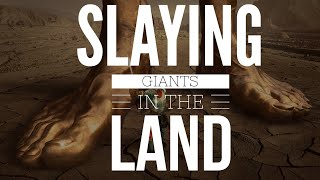 """Prophetic word 2018 - Slaying The Giants In The Land"" - Pete garza"