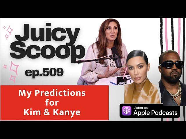 Kim & Kanye Divorce, Rachel Uchitel New Affair, & Scientology