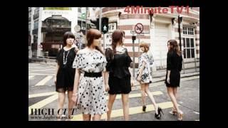 4Minute - Chaos A.D. (The Fugitive: Plan B OST) - Lyrics+Download
