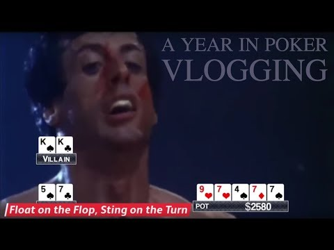 A Year in Poker Vlogging[Part 2]