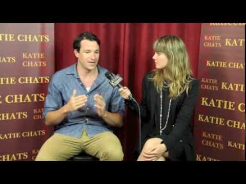 KATIE CHATS: SMITHEETV, CLEM MCINTOSH, ACTORPRODUCER, THREE GUYS AND A WITCH