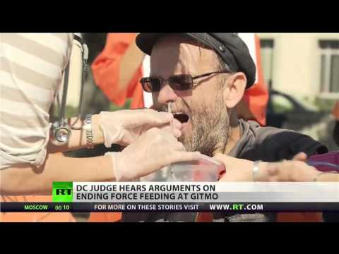 Guantanamo Force Feeding Comes to America