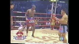 Dany Bill VS Coban Muay thai