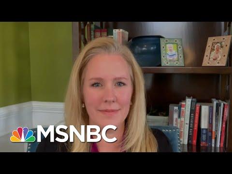 Ex-Trump Staffer: POTUS' 'Intentional Negligence' Doomed COVID Response | Hallie Jackson | MSNBC