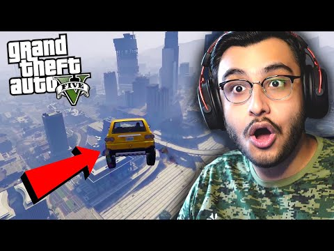 GTA 5 STORY MODE WITH MODS! (100% NOT CHEATING) | RAWKNEE