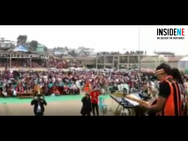 """Nagas in Manipur Perform """"Stay Strong Wuhan"""" Song as Tribute to Coronavirus-hit China"""
