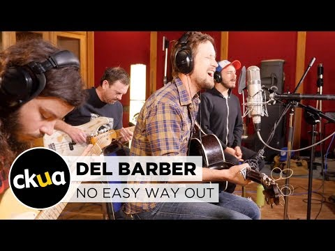 """Del Barber """"No Easy Way Out"""" live at The Audio Department Mp3"""