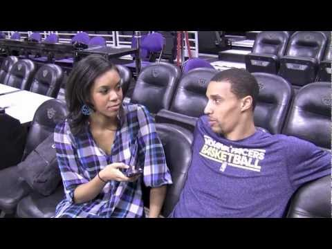 Exclusive Interview with Pacers George Hill
