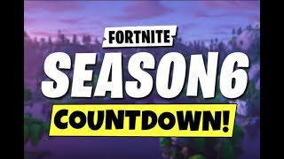 Girl Gamer Plays Fortnite // Its ma Birthday // Season 6 Teaser