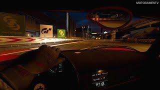 Gran Turismo Sport VR - Ferrari F50 '95 Gameplay