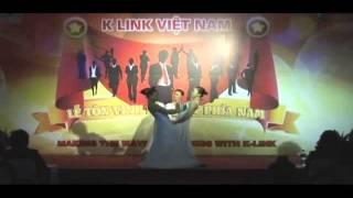 Live: Tôi yêu K-LINK - I love K-LINK - Untukmu K-LINK (Vietnamese version)