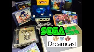 SEGA Dreamcast Games Collection