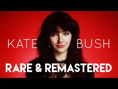 Kate Bush Plans Not ONE but TWO Box Sets! Rare and Remastered!