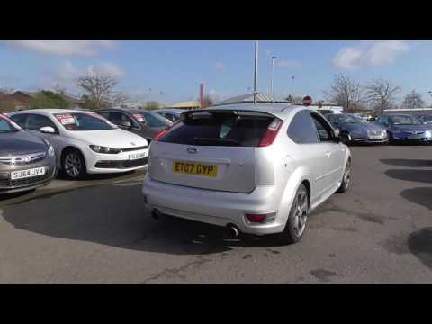 ford focus 2.5 st-3 3dr u39870 - youtube