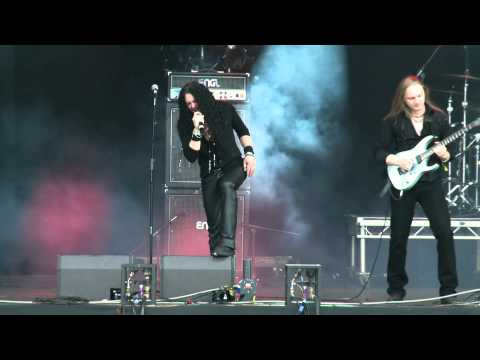 IAmI Pave The Way - Bloodstock 2012