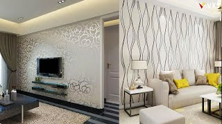 Modern Wallpaper Interior Design Decor, Wallpaper For Living Rooms