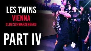 Les Twins VIENNA Club Schwarzenberg 09.04.2019 Part IV