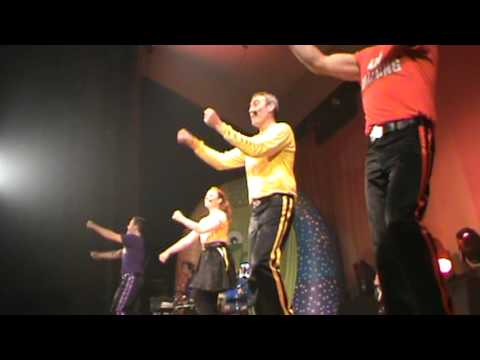 The Wiggles Live (Farewell to Greg, Murray and Jeff) Live at The Town Hall Theater NYC