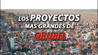 Top 10 Proyectos mas grandes de ORURO - Bolivia