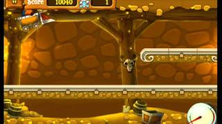 [iPhone game]Plushed Gold Fever play video