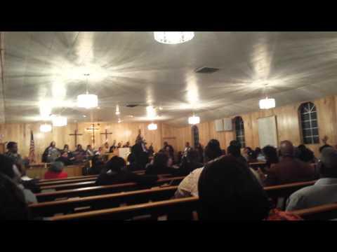 Sermonette & Praise Break #2 at Files Chapel's Anniversary (Saturday)