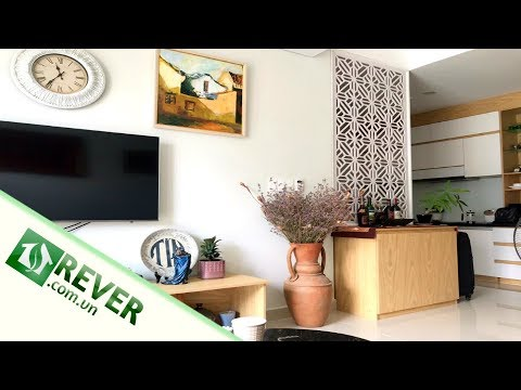 REVER | Bán căn hộ Charmington La Pointe quận 10 dưới 3 tỷ, thiết kế tinh tế với nội thất sang trọng