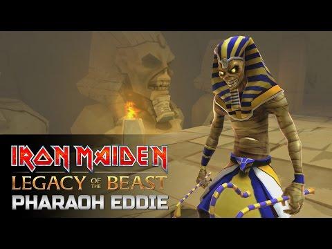 Iron Maiden: Legacy of the Beast Pharaoh Eddie