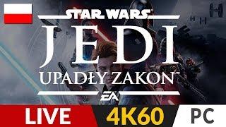 Star Wars Jedi: Upadły zakon ???? LIVE ✨ Ostatni live ze SW   DS - 22:45 (odcinek) - Na żywo