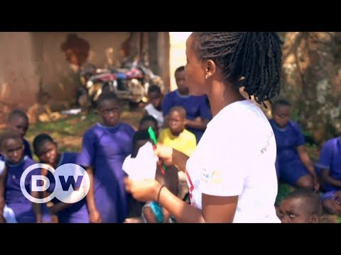 Eco-sanitary pads help women and the planet | DW English