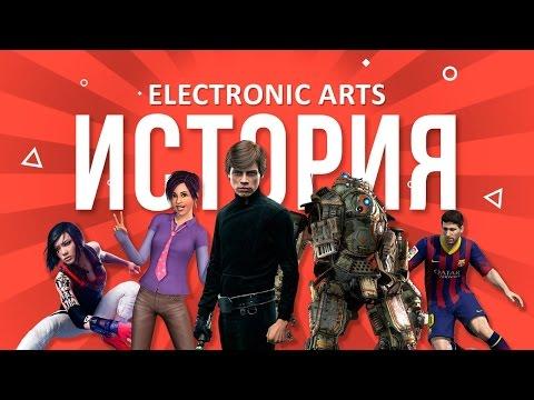 История Electronic Arts: Battlefield, NFS, FIFA, The Sims, Mass Effect