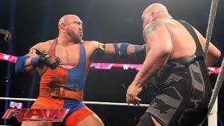 Ryback vs. Big Show: Raw, December 28, 2015