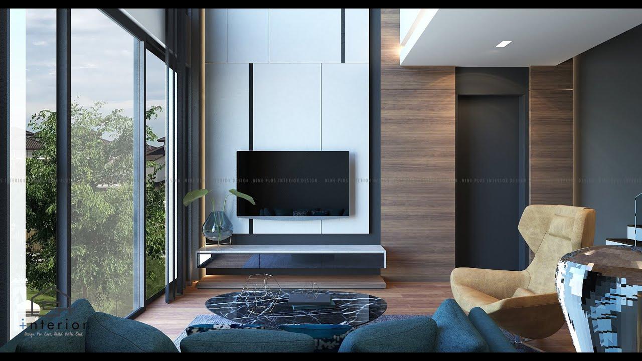 Nine Plus Interior Design M Sdn Bhd Part 2 Landed Semi D Design Renovation Kuala Lumpur Kini Property Kini Property