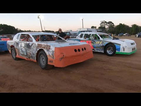 Pure Stock Racing with Josh Howell at Southern Raceway