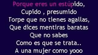 EL ESTUPIDO Karaoke Los Papis ra 7 ft Janeth G