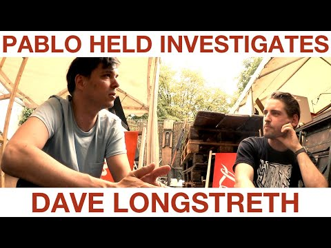 DAVE LONGSTRETH (DIRTY PROJECTORS) interviewed by PABLO HELD