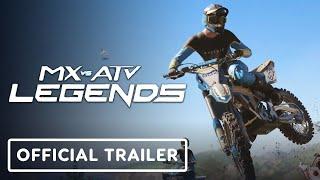 MX vs ATV Legends - Official Announcement Trailer