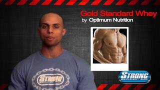 Optimum Nutrition Gold Standard Whey - Strong Supplement Shop Pro Product Series & Review(Go for Gold, Don't settle for less! Get the leading protein by Optimum Nutrition and feed your muscles what they NEED!, 2014-02-08T18:21:59.000Z)