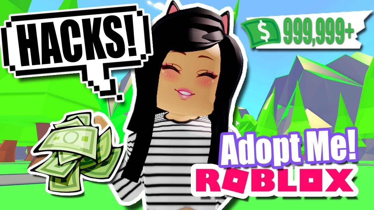 how to get free money on adopt me